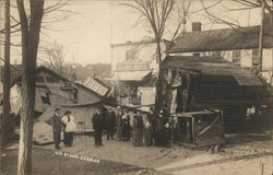 Great Flood 1913, Eveleigh's Grocery 6th Street Near Charles