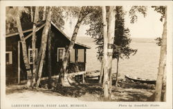 Lakeview Cabins, Fairy Lake