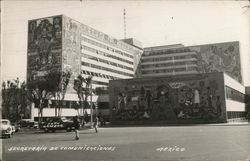 Building of the Ministry of Communications and Public Works