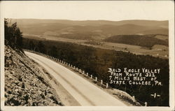 Bald Eagle Valley From Route 322
