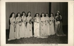Girl's Pageant