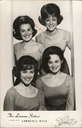 The Lennon Sisters, Featured with Lawrence Welk