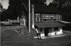 Dexter Cider Mill, O. Wagner & Son