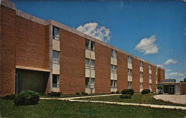 Hemmen Residence Hall, Mount St. Scholastica College Atchison Kansas