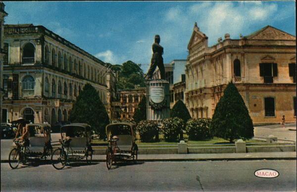 Vicente Nicolau de Mesquita Monument