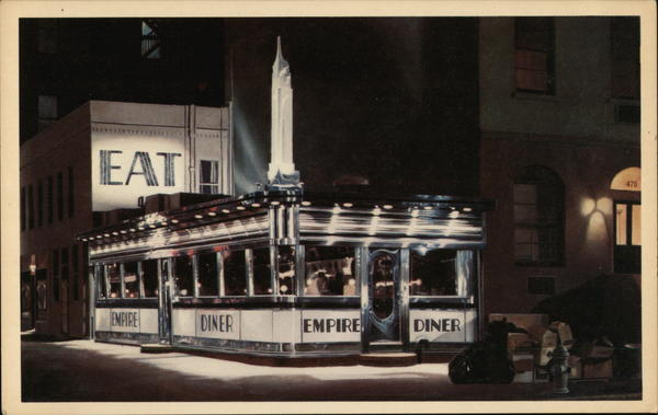 Empire Diner New York City