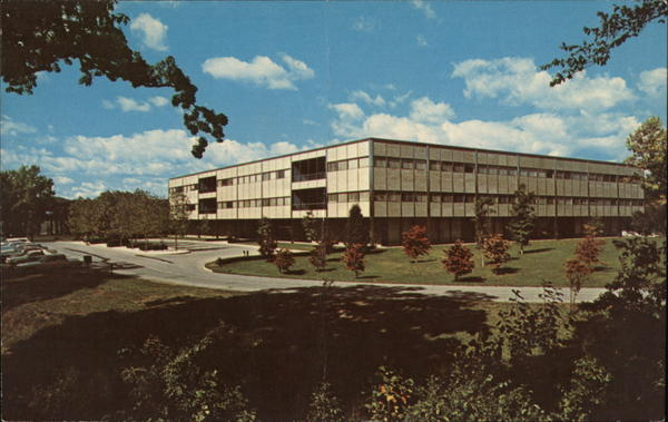 IBM Education Center Poughkeepsie New York
