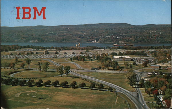 IBM Main Plant & Subsidiary Buildings, South Road Poughkeepsie New York