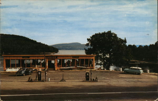 Lakeview Station Schroon Lake New York