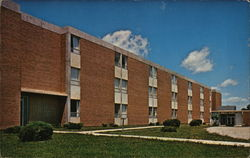 Hemmen Residence Hall, Mount St. Scholastica College Postcard