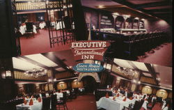 Executive International Inn, Essex House Restaurant Postcard