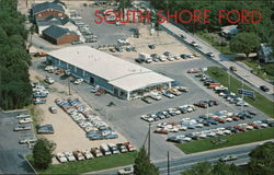 South Shore Ford Postcard