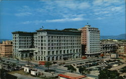 Peninsula Hotel and Peninsula Court