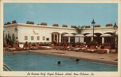 La Riviera Roof, Royal Orleans Hotel