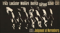 Stanley Kramer's Judgment at Nuremberg Movie