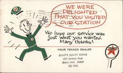 Jelliff's Quality Service Texaco