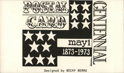 Post Card Centennial, Design by Becky Berru