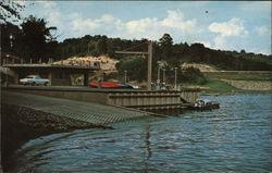 Marina at Dillon Lake and State Park