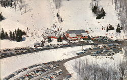 Aeriel View of the Base at Bromley Mt.