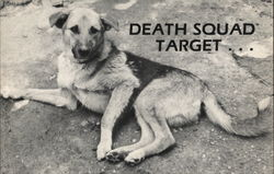 Dog as Death Squad Target