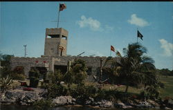 McKee's Sunken Treasure Fortress, Plantation Key