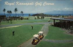 Royal Kaanapalli Golf Course