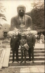Business Men and Buddha