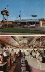 Views of Frost Diner