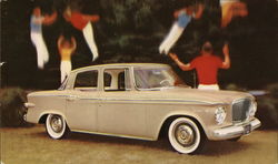 Luxurious Lark 4-Door Sedan by Studebaker