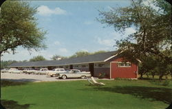 Deer Run Motel Postcard