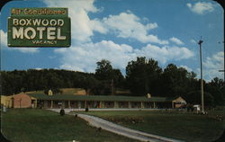 Boxwood Motel