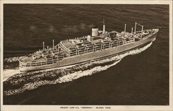 "Orient Line S.S. ""Oronsay"""