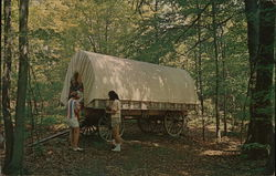 Covered Wagon at Sessions Woods