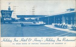 Holiday Inn Hotel & Henry's Holiday Inn Restaurant