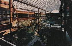 Indoor Garden, West Office Building