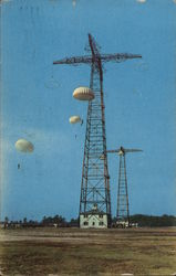 Parachute Training Towers