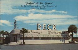 Deck Lounge Restaurant