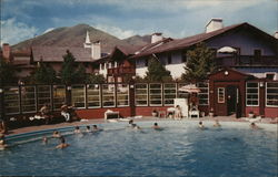 Glassed-In Warm Water Pool, Challenger Inn