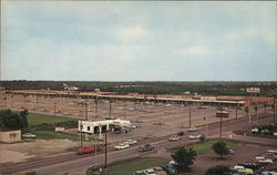 Gateway Shopping Center Postcard