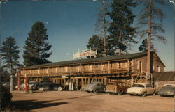 Ruby's Inn, Bryce National Park Postcard