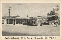 Wyatt's 66 Service