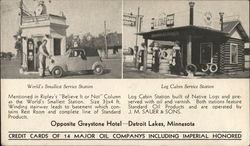 Standard Oil Service Stations