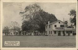 Glynn Tourist Court and Restaurant