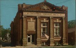 Home of Grange No. 1