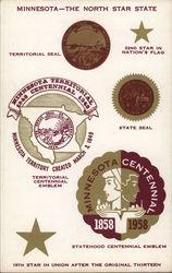 Minnesota Statehood Centennial Year
