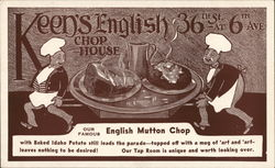 Keen's English Chop House