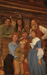 Cast of Daniel Boone TV Show