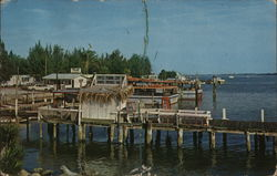 FIshing Village of Cortez, Florida