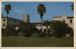 Trade Winds Club Postcard