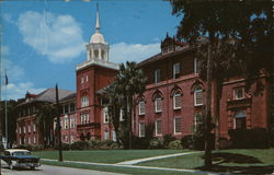 Beautiful Elizabeth Hall, John B. Stetson University